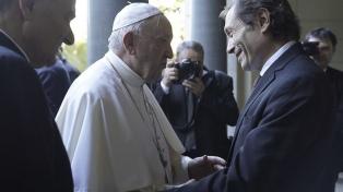 Gustavo Béliz fue nombrado miembro ordinario de la Academia Pontificia de Ciencias Sociales del Vaticano