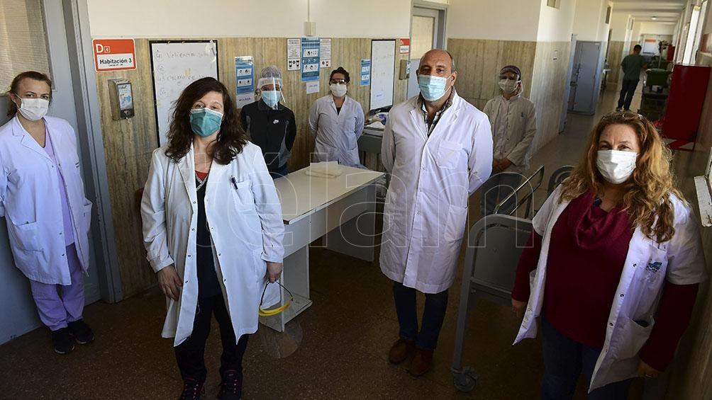 Un relevamiento de la Asociación de Trabajadores del Estado (ATE) estimó que hasta el momento 32.300 trabajadores de la Salud contrajeron Covid-19.