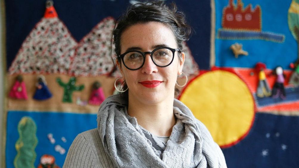 Pilar Escalante, subsecretaria nacional de Políticas de Igualdad.