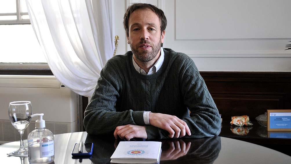 López estimó que hasta din de año la provincia podría recibir unos 10 mil millones de pesos más.
