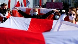 La oposición bielorrusa convocó a una huelga general para sacar a Lukashenko
