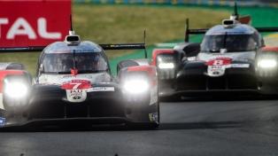 """""""Pechito"""" López repite podio en nuevo intento frustrado por consagrarse en Le Mans"""