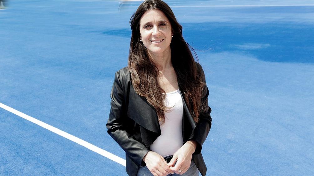 Inés Arrondo, hoy secretaria de Deportes, valoró el significado de Las Leonas en el deporte asrgentino