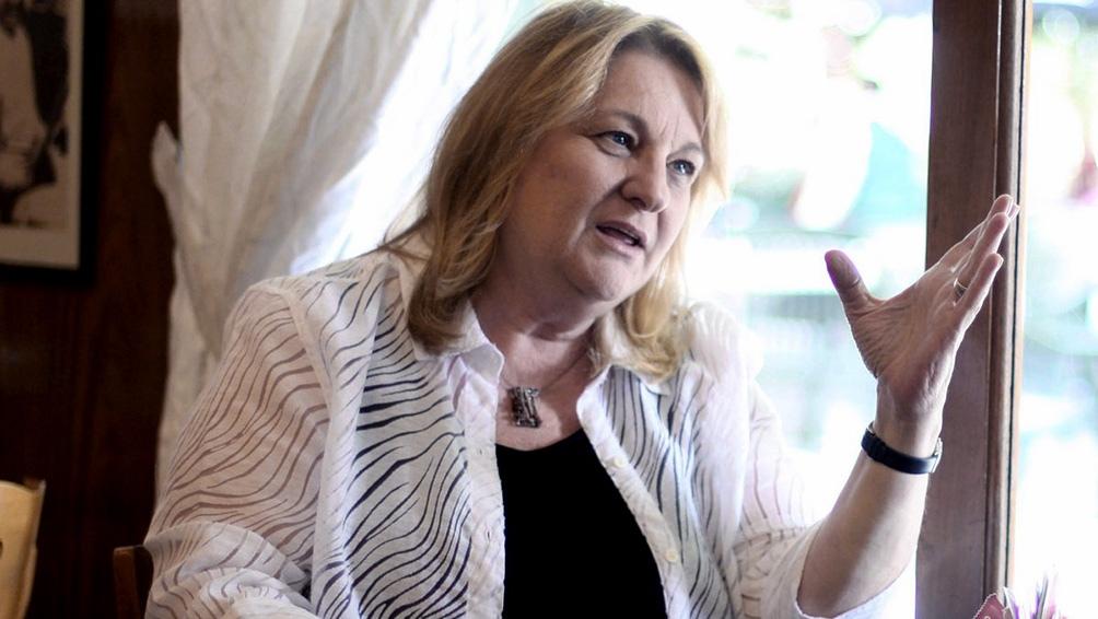 María del Carmen Bianchi, titular de la Conabip.
