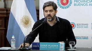 """Bianco: """"Tenemos que cumplir con la decisión de la Justicia de desalojar"""""""