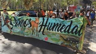 Multisectorial realizará un nuevo corte de puente Rosario-Victoria por quemas