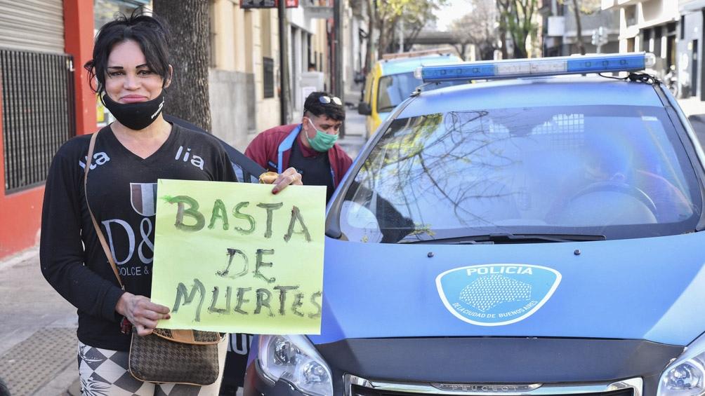 En la Argentina las trabajadoras sexuales cuentan con una organización sindical.