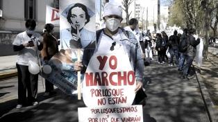 Enfermeros piden a legisladores porteños ser reconocidos como profesionales