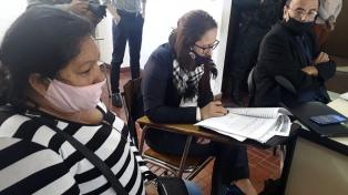 Se suspendió el juicio a María Ovando tras las nulidades presentadas por la defensa