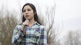 """Joven qom pide se investigue la muerte de su hermana y mamá: """"Una red de trata las mató"""""""