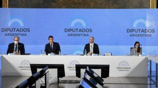Diputados: Guzmán explicará a los jefes de bloques aspectos del Presupuesto