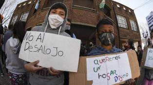 """Barrios de Pie: las relocalizaciones """"serán evaluadas"""" por los vecinos"""