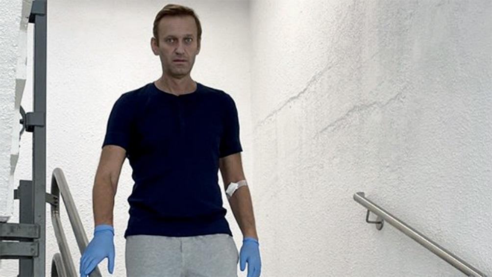 El encarcelamiento de Navalny, uno de los puntos más conflictivos del gobierno de Putin.