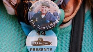 """""""Nos sentimos manoseados"""", dijo la madre de uno de los tripulantes del ARA San Juan"""