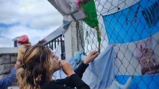 Denunciaron a Macri y a Aguad por presunto encubrimiento del hundimiento del ARA San Juan