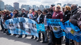 Declaró la abogada de familiares de tripulantes del ARA San Juan