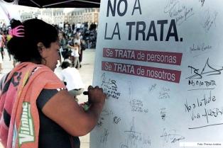 """Vera: """"Se necesita una articulación entre provincias y Nación"""" para luchar contra la trata"""