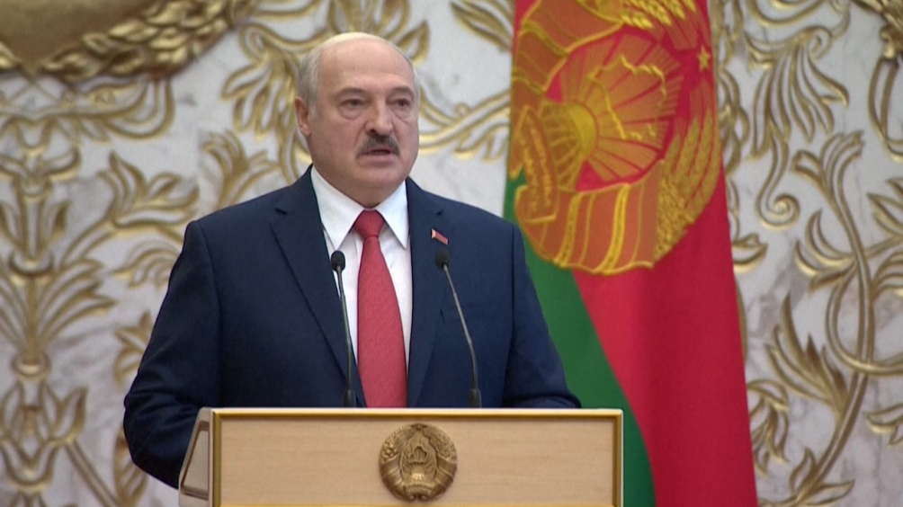 Un destacado opositor al presidente Lukashenko fue arrestado