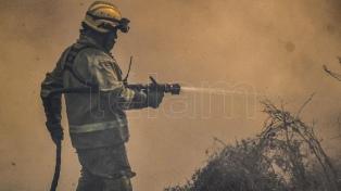 Más de la mitad de las provincias se encuentra con focos de incendios