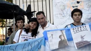Familiares de submarinistas del ARA San Juan se reúnen con la comisión bicameral
