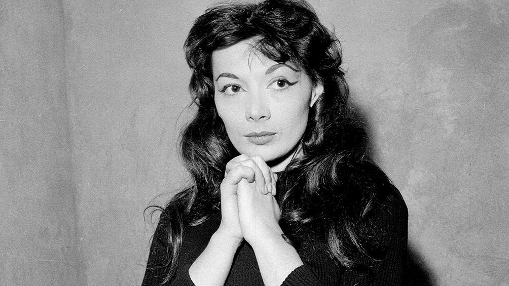 """Como actriz en 1950 fue dirigida por Jean Cocteau, en """"Orfeo"""""""