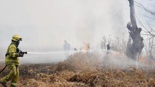 Córdoba, donde los incendios preocuparon tanto como el coronavirus