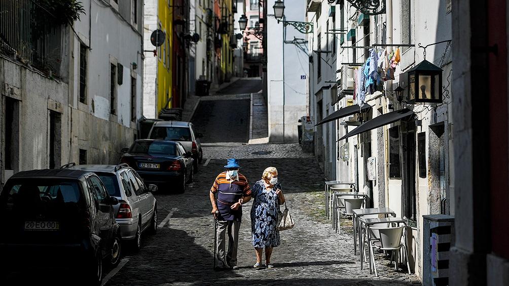 Tras contener con éxito el coronavirus, Lisboa busca volver al crecimiento económico