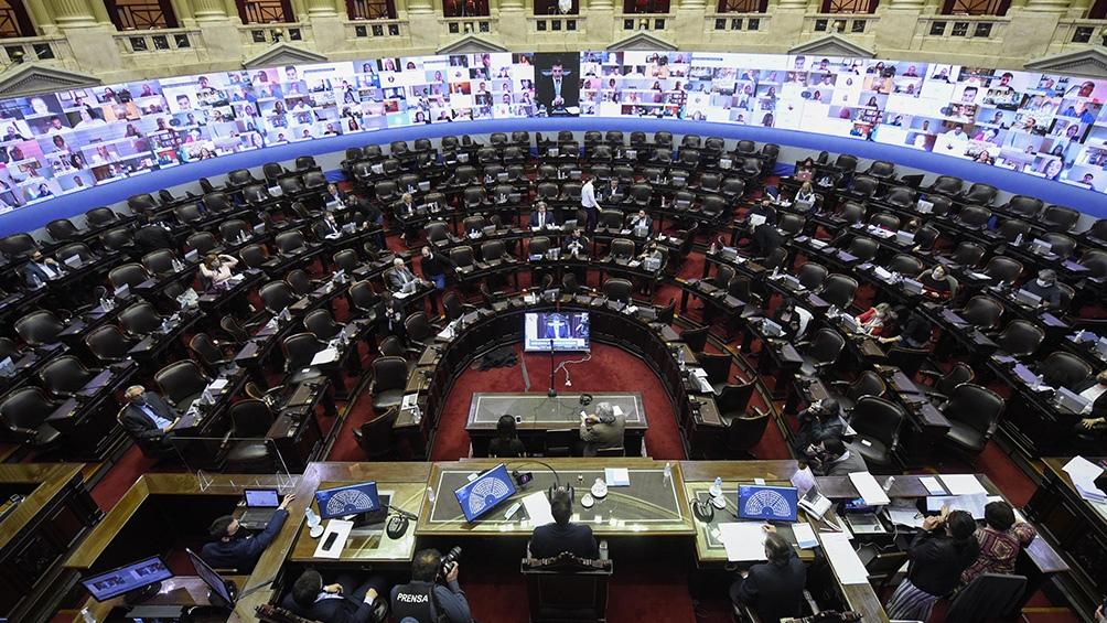La Justicia desestimó el pedido de Juntos por el Cambio para impugnar las sesiones virtuales en Diputados.