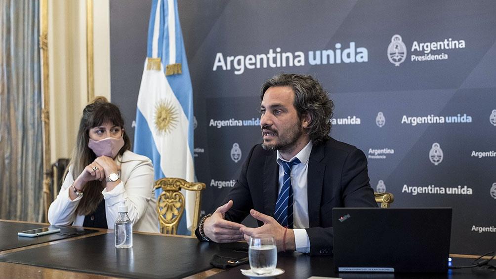 """Cafiero y Melella firmaron un convenio para incorporar a Tierra del Fuego al plan """"Conectar"""""""
