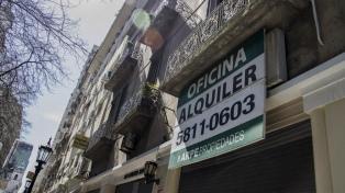 Buscan prohibir que en los contratos de alquiler los valores sean fijados en dólares