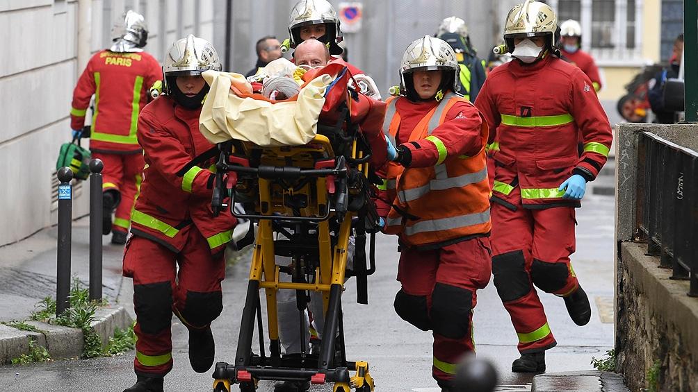 Hace cinco años un ataque terrorista a la revista francesa dejó un saldo de 12 muertos.