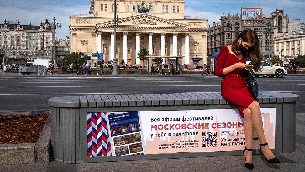 A pesar de los números, en Moscú no habrá nuevas restricciones.