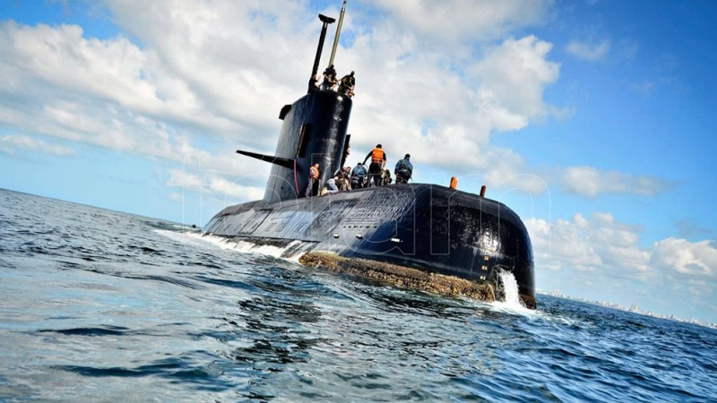 La bicameral inició la investigación de supuesto espionaje a familiares de los tripulantes del ARA San Juan
