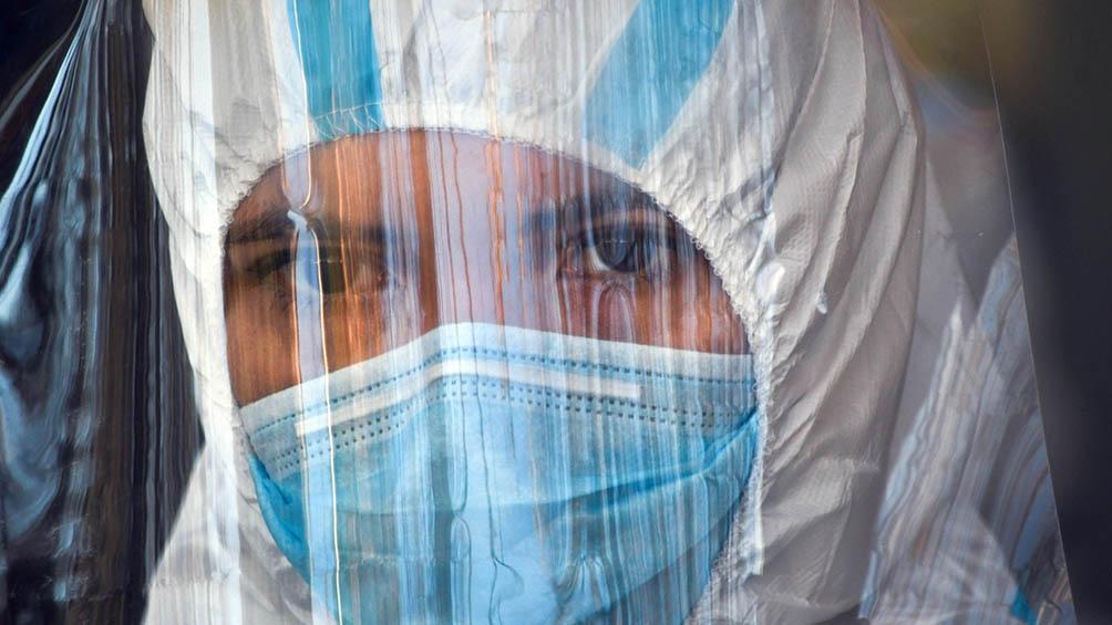 El total de infectados desde el comienzo de la pandemia es de 2.162.001.