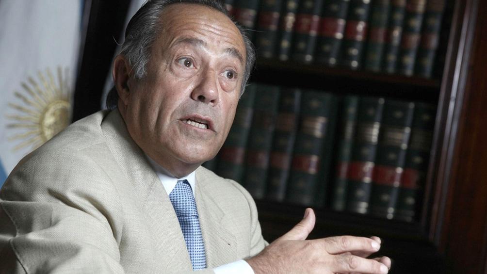 Adolfo Rodríguez Saa presentó un proyecto de rechazo de la decisión chilena en la Cámara alta.