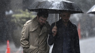 Lanzan un alerta por tormentas fuertes para la Ciudad y siete provincias