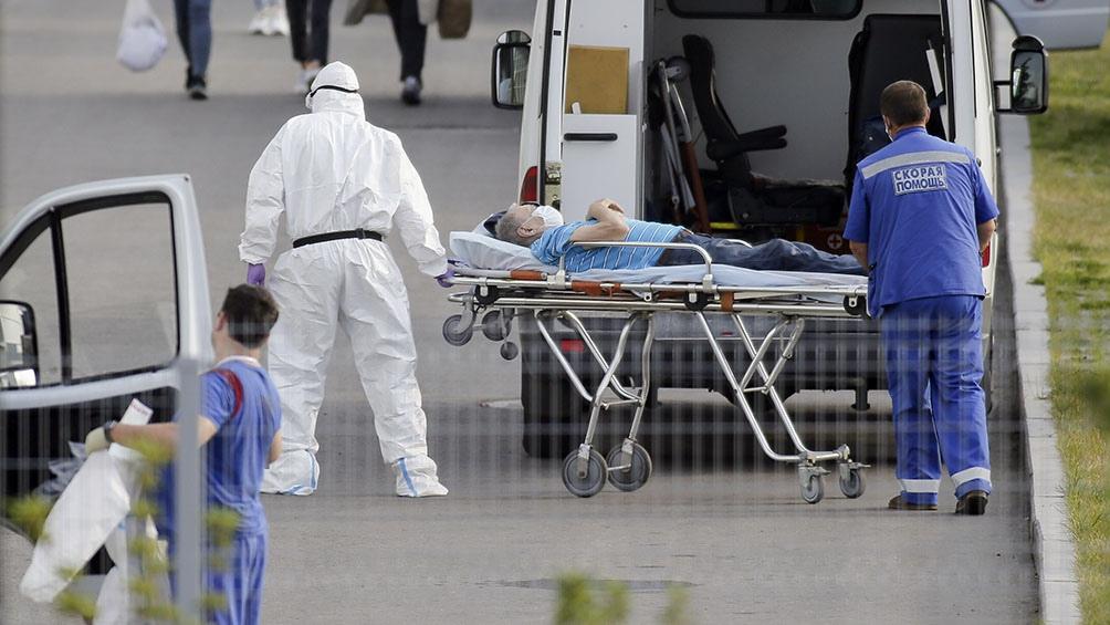 Registraron 286 muertos por coronavirus en las últimas 24 horas