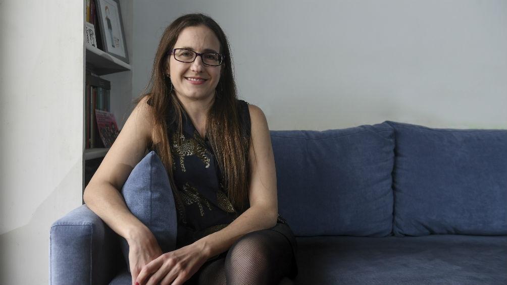 Victoria Gallo Llorente, titular de la Dirección de Planificación, Seguimiento y Gestión de la Información del Ministerio de las Mujeres, Géneros y Diversidad.