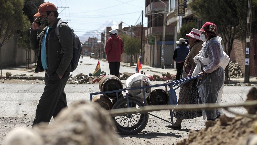 Bolivia afloja la cuarentena con el fin de reactivar la economía