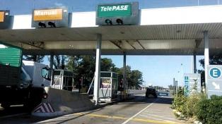 A partir de hoy se deberá circular con Telepase en las autopistas de la Ciudad