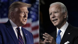 Trump y Biden pelearán por el voto latino en su primer debate de cara a las elecciones