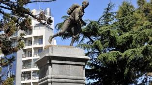 El hospital de monumentos: restauran esculturas para recuperar la historia