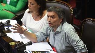 """Kirchner: hay sectores """"complacientes"""" con Macri, que sienten """"malestar"""" con el Gobierno"""