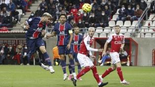 Con goles del argentino Icardi, PSG venció a Reims en la Liga francesa