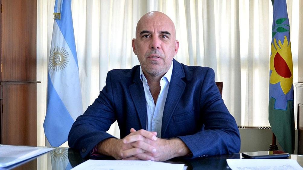 El funcionario señaló que a pedido del Gobierno provincial, el juez postergó el desalojo para el 1 de octubre