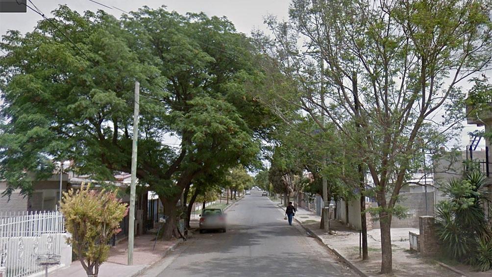Una vista del barrio Parque Liceo, en Córdoba.