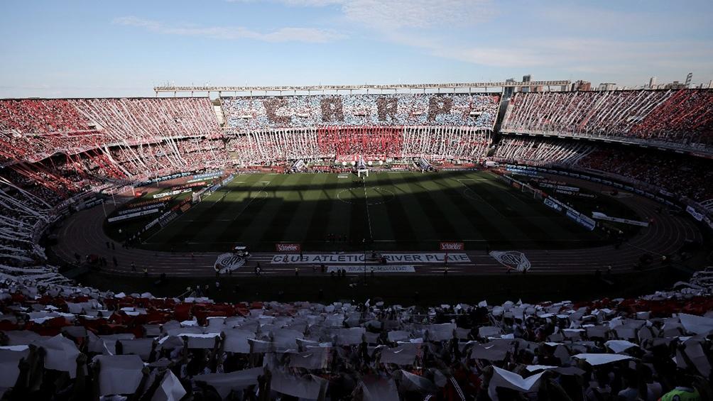"""Omar Labruna: """"River está por encima de todos, esta Copa puede ser muy favorable otra vez"""""""