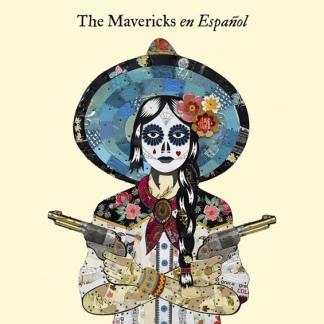 "La tapa del LP de The Mavericks"""