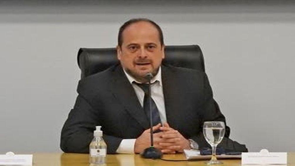 """El secretario de seguridad Eduardo Villalba señaló que a quien viole el decreto se le iniciará una """"causa judicial""""."""