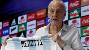 A 46 años del bautismo de Menotti en la Selección